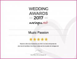 Prix décerné en 2017