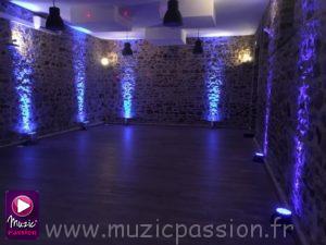 Eclairage architectural intérieur