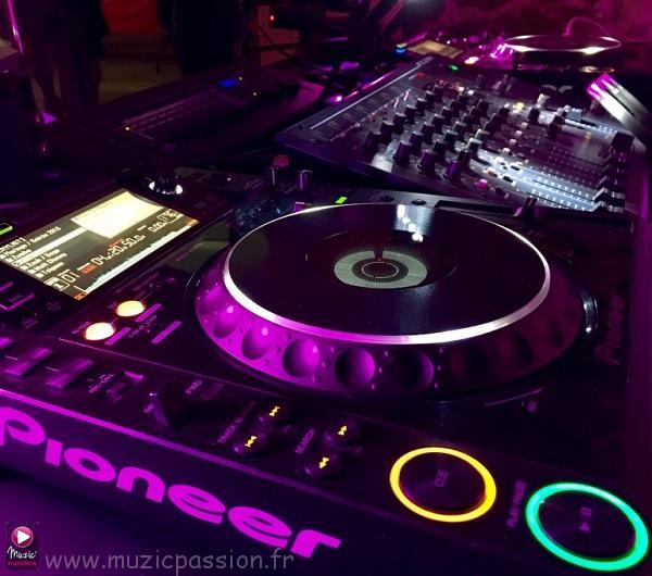 Muzic''Passion, animateur DJ professionnel