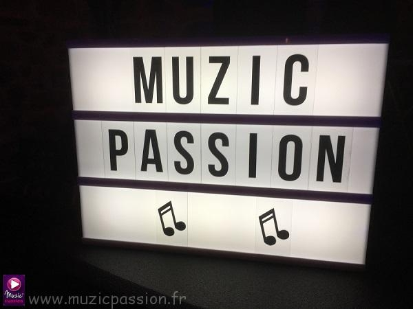 lightbox Muzic Passion