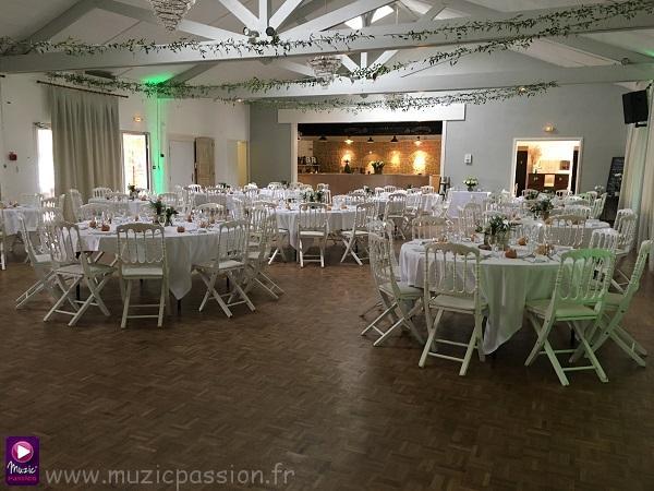 salle réception mariage - La Ruade (44)