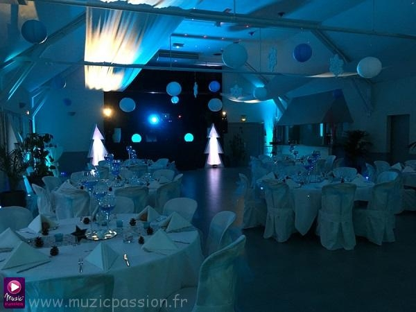 salon mariage - Nouvelle Grange de la Chevalerie (49)
